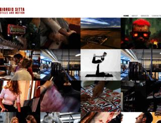 giorgiositta.com screenshot