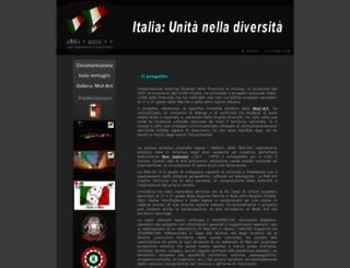 giornale.regione.marche.it screenshot