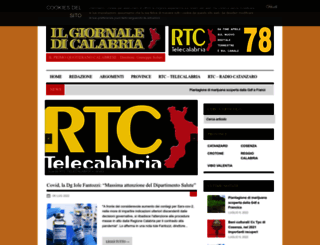giornaledicalabria.it screenshot