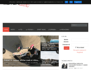giornalemotori.com screenshot