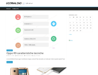 giornalino.org screenshot
