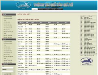 giotaugiave.vr.com.vn screenshot