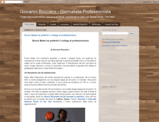 giovannibocciero.blogspot.it screenshot
