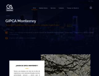 gipca.mx screenshot