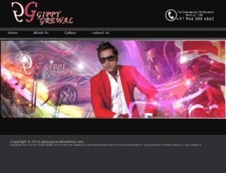 gippygrewalbooking.com screenshot