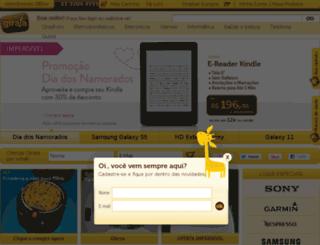 girafaonline.com.br screenshot