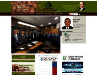 giresuntb.org.tr screenshot