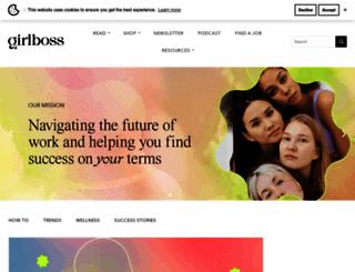 girlboss.com screenshot