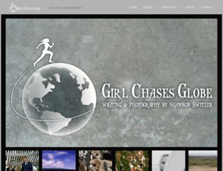 girlchasesglobe.com screenshot