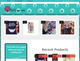 girlcrave.com screenshot