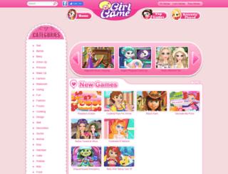 girlgame.la screenshot
