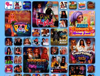 girlgames.com screenshot