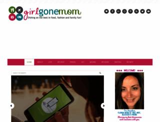 girlgonemom.com screenshot