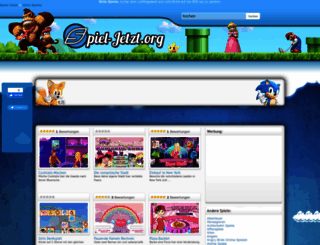 girls.spiel-jetzt.org screenshot