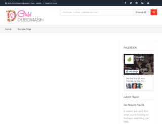 girlsdubsmash.com screenshot