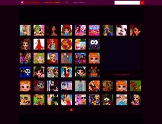 girlsgo2games.com screenshot