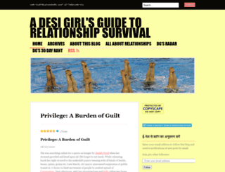 girlsguidetosurvival.wordpress.com screenshot