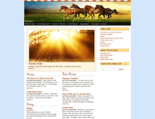 girlshorseclub.com screenshot