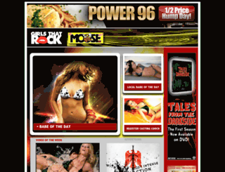 girlsthatrock.com screenshot