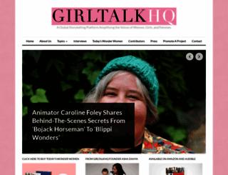 girltalkhq.com screenshot