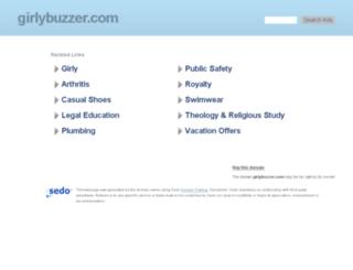 girlybuzzer.com screenshot