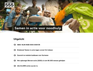 giro555.nl screenshot