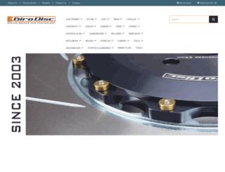 girodisc.com screenshot