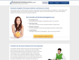 girokontovergleich.com screenshot