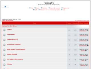 gironafc.creatuforo.com screenshot