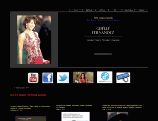giselle.com screenshot