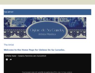 gislenedesacarnelos.com screenshot