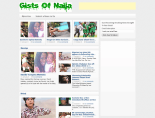 gistsofnaija.com screenshot