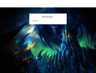 git.rising-gods.de screenshot