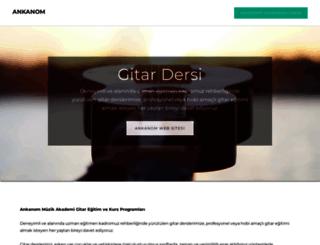 gitardersi.net screenshot