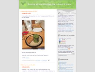 giteinbrittany.blogspot.co.uk screenshot