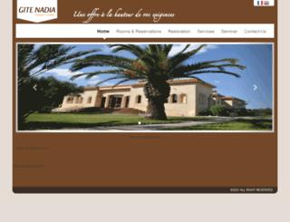 gitenadia.com screenshot