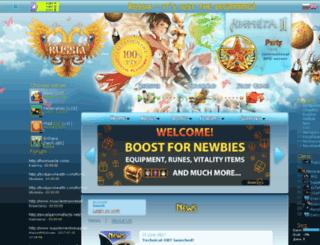 gitgel.info screenshot