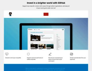 github.brightfunds.org screenshot