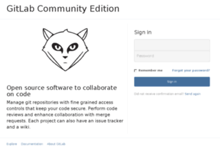 gitlab.indatus.com screenshot