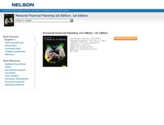 gitman1ce.nelson.com screenshot