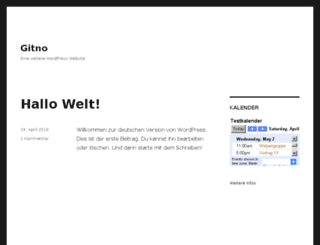 gitno.de screenshot
