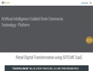gito.me screenshot