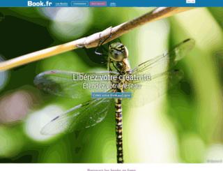 giuliano.book.fr screenshot