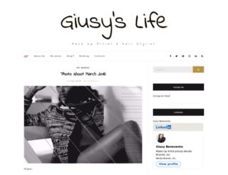 giusyslife.com screenshot