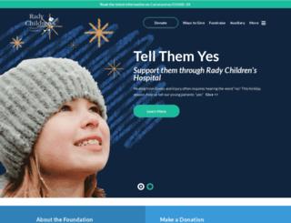 give.rchsd.org screenshot