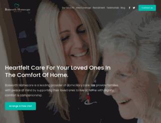 givecare.co.uk screenshot