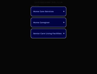 givecarehomecare.co.uk screenshot