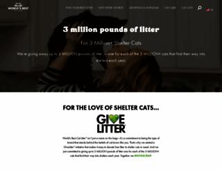 givelitter.com screenshot