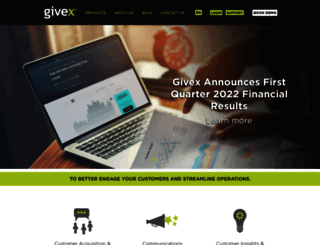 givex.com screenshot