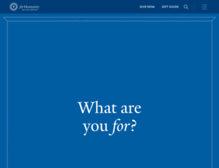 giving.yale.edu screenshot
